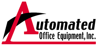 Automated Office Equipment, Inc, Logo